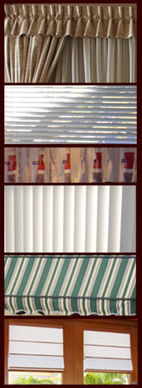 blinds, curtains, roller shutters, vertical blinds, cedar blinds